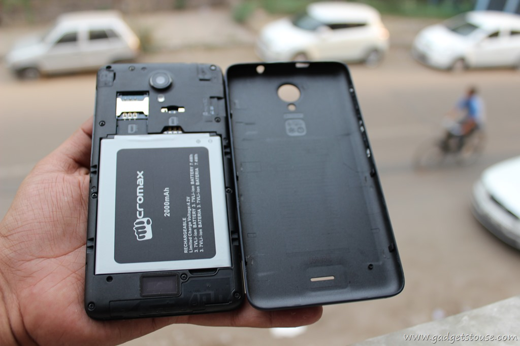 best sneakers 4f7b5 fd234 Micromax Unite 2 Review, Unboxing, Benchmarks, Gaming, Camera and ...
