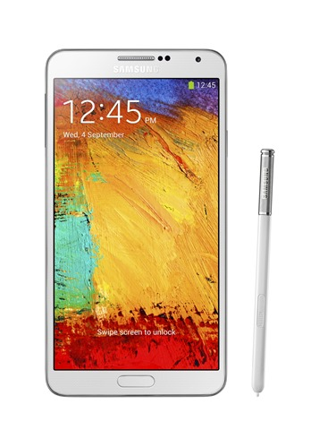 Galaxy Note 3 with S Pen
